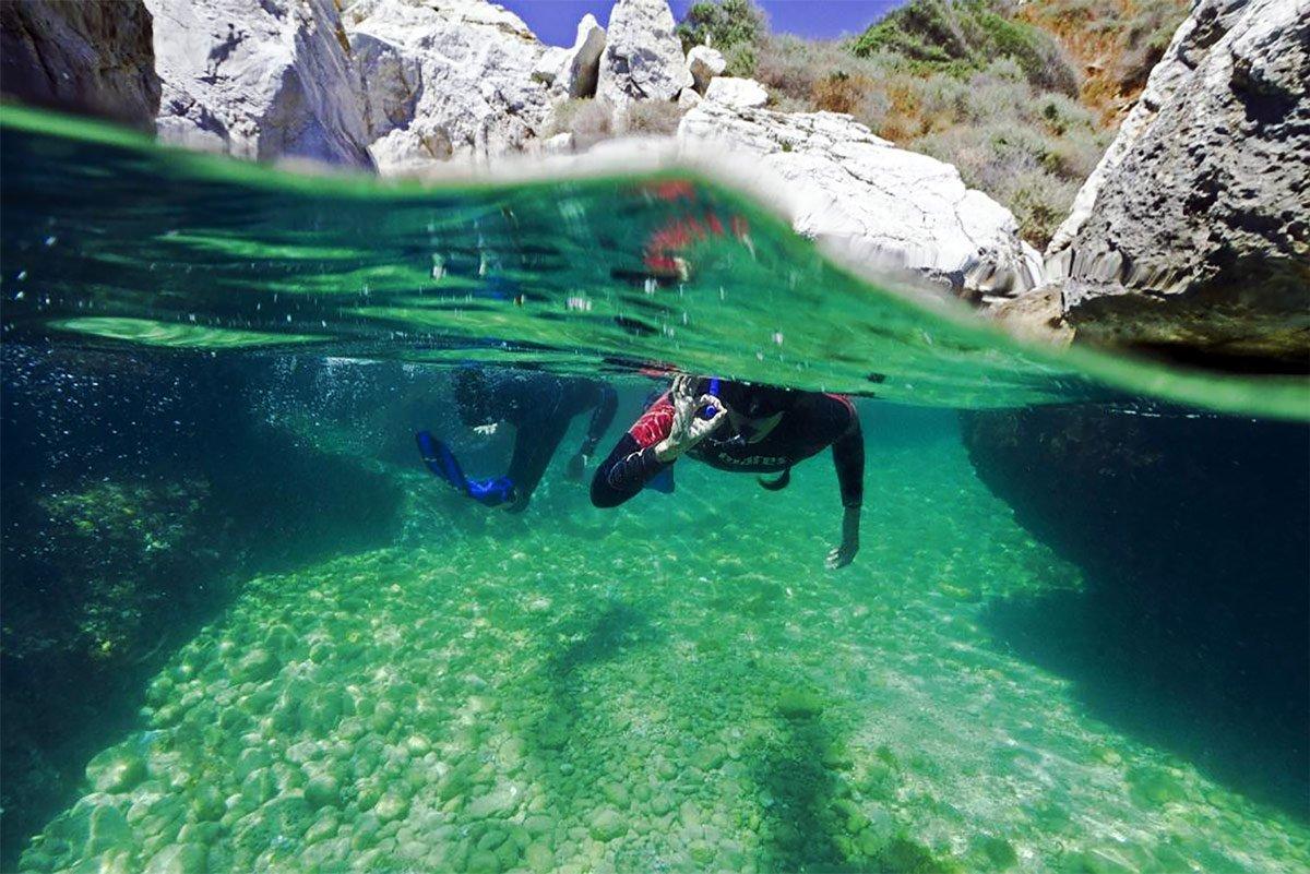 Snorkling Costa Brava