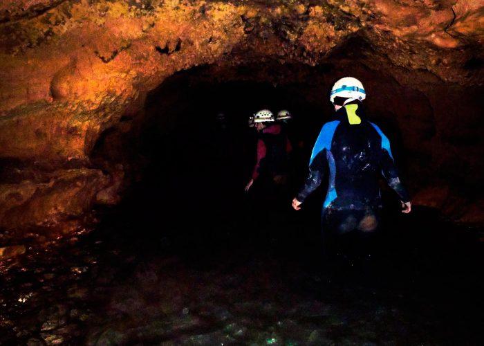 Udforsk grotter