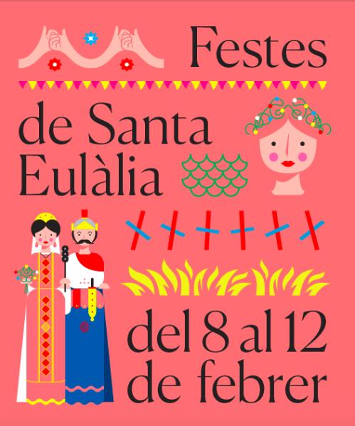 Santa Eulalia byfest 2019