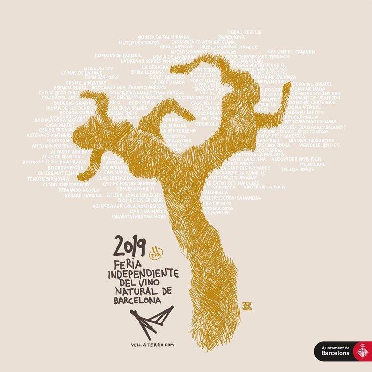 Vellaterra naturlig vinmesse 2019