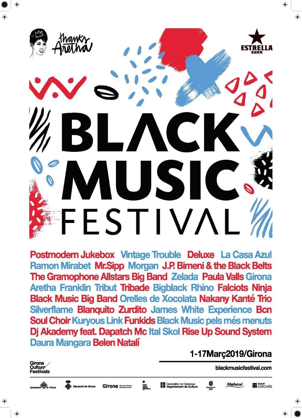Black music festival 2019